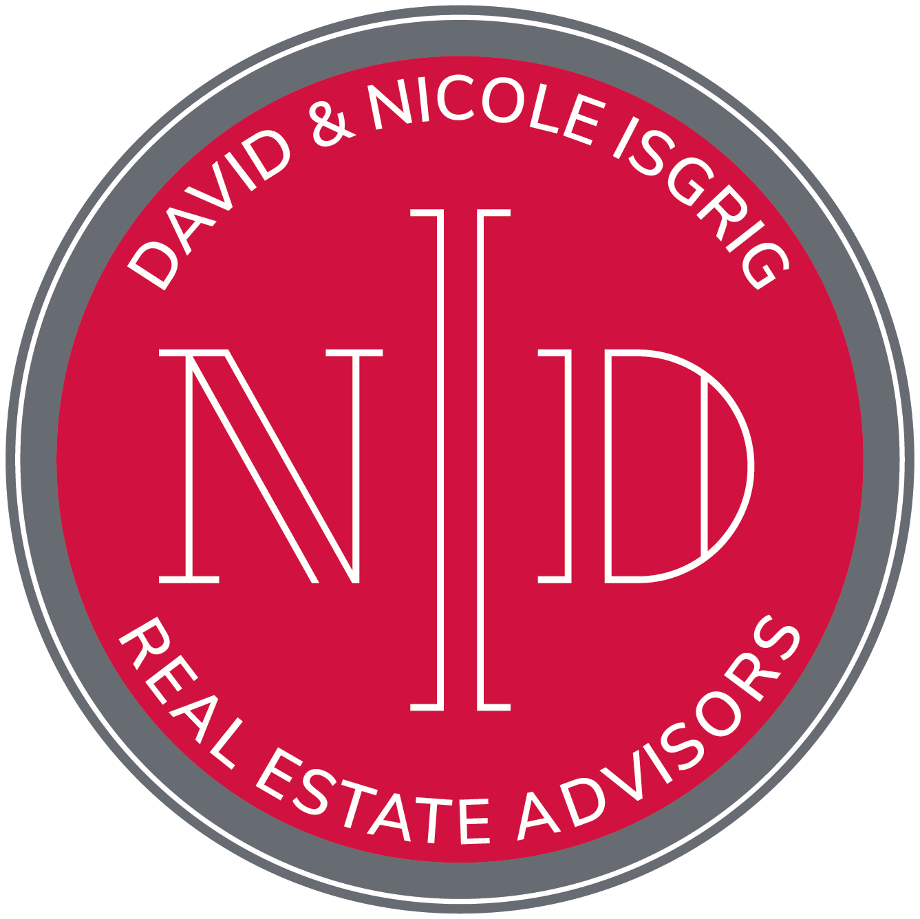David and Nicole Isgrig Logo